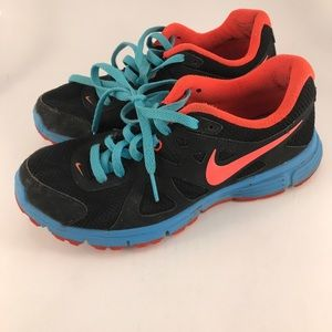 Nike 554900-009 Revolution 2 Running Shoes Size 7